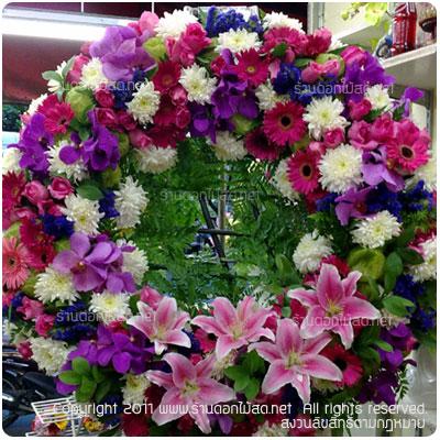 พวงหรีด ปทุมธานี,ร้านดอกไม้ ปทุมธานี