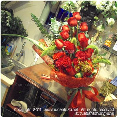 ร้านดอกไม้ สัมพันธวงศ์,พวงหรีด สัมพันธวงศ์