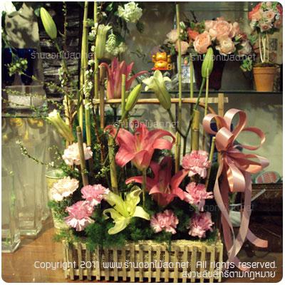 ร้านดอกไม้ สาทร,พวงหรีด สาทร