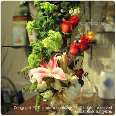 ร้านดอกไม้ ทวีวัฒนา,พวงหรีด ทวีวัฒนา