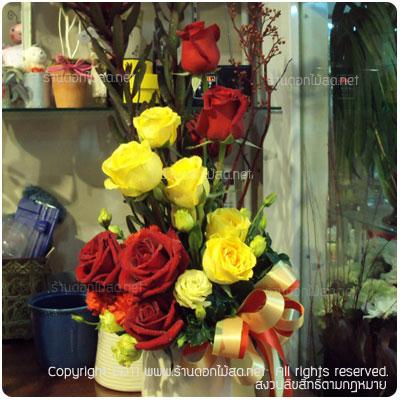 ร้านดอกไม้,พวงหรีด